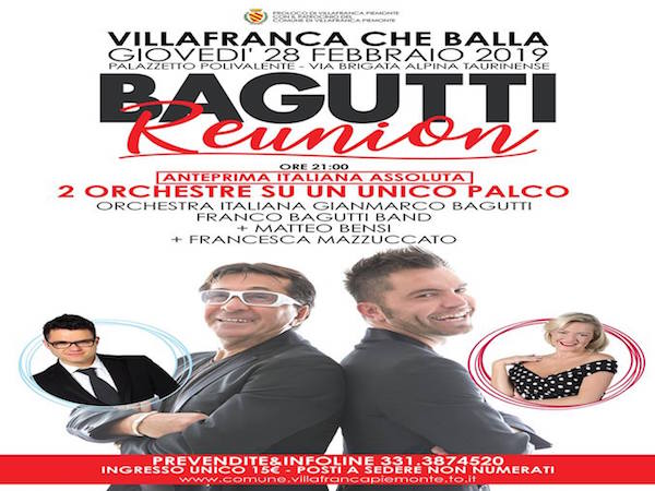 Calendario Orchestre Liscio.Calendario Eventi Orchestra Bagutti